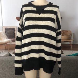 Sweaters - Vintage stripe knit sweater